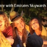 Emirates Skywards 'Meet Me There'