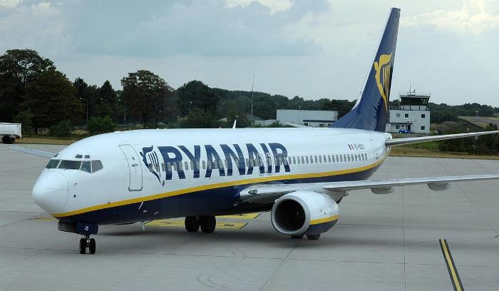 brief introduction to airservice ryanair