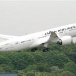 Japan airlines-Dreamliner