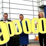 Ryanair 9m pax