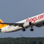 Pegasus Airlines.