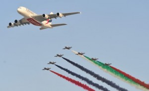 emirates-dubai air show
