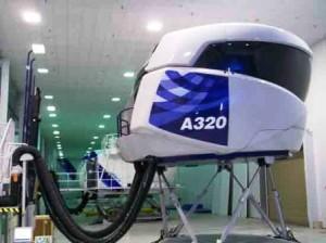 airbus-προσομοιωτής