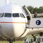 bono private jet