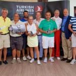 Ολοκληρώθηκε στην Αθήνα το Turkish Airlines World Golf Cup 2015