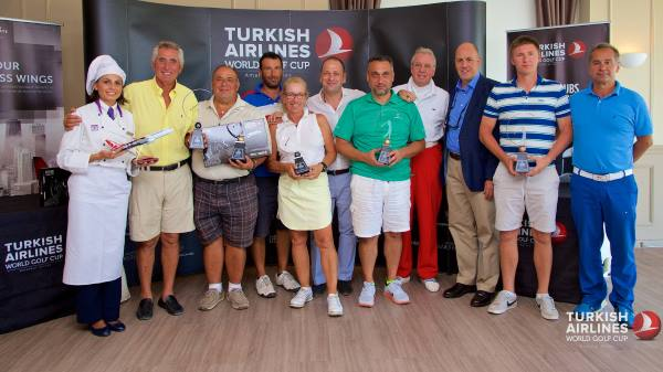 Turkish Airlines World Golf Cup 2015