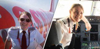 ccd4dc5a838 Είναι η νεότερη κυβερνήτης εμπορικών πτήσεων στον κόσμο (Photos)