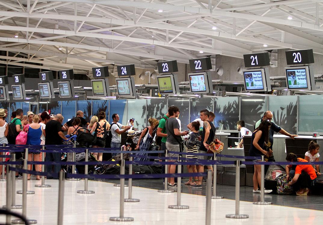 Αποτέλεσμα εικόνας για Αύξηση 18% στα αεροδρόμια Κύπρου
