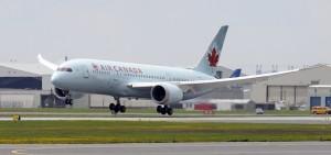 air canada-1st dreamliner