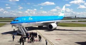 airbus-KLM-biofuel