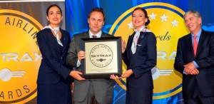 Aegean-skytrax awards-2014
