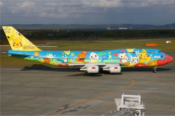 All Nippon Airways pokemon