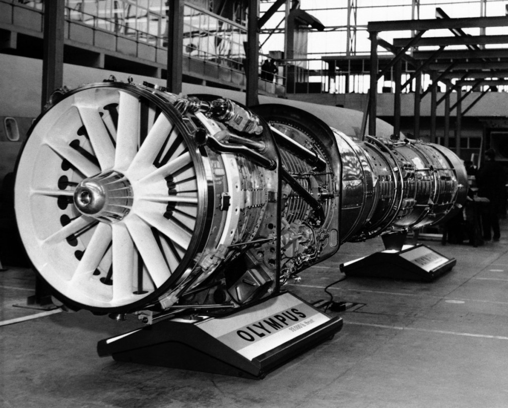 the-engine-selected-to-power-the-concorde-was-the-olympus-593-turbojet-developed-by-bristol-siddeley-and-snecma