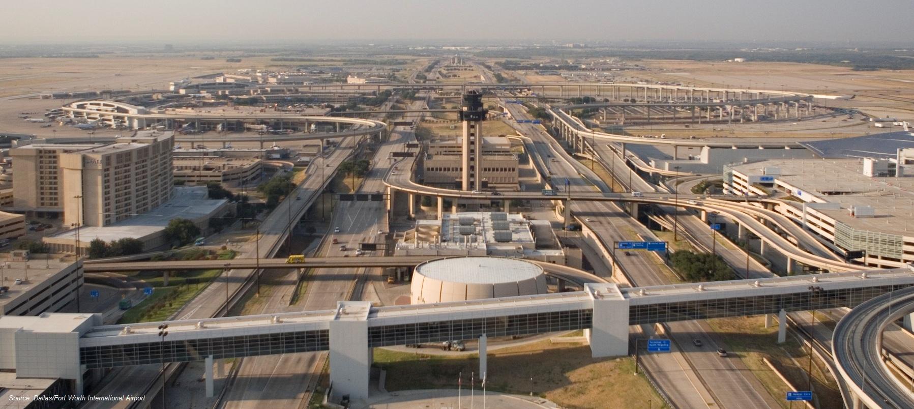 Dallas Fort-Worth International Airport