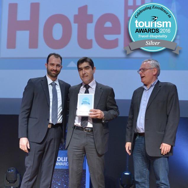 Hotech_Silver Tourism Award