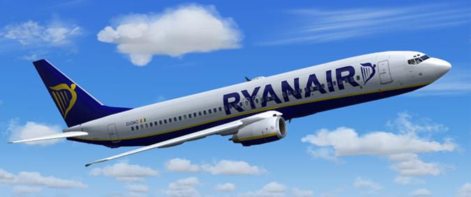 Γιορτάστε το Δεκαπενταύγουστο με τη Ryanair με εισιτήρια από 14,99 ευρώ!!!Ισχύει για κρατήσεις ως τις 14/8!