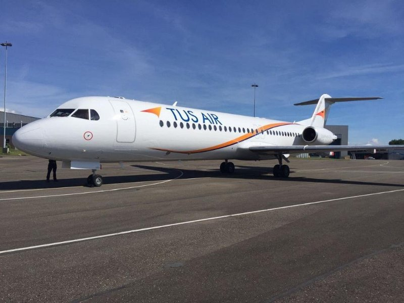 TUS Airways: Ταξιδέψτε από Λάρνακα προς Αθήνα!