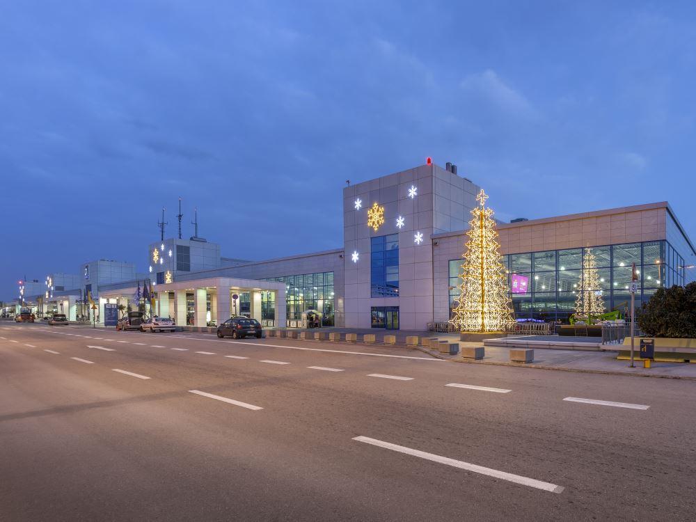 Η μαγεία των Χριστουγέννων στο αεροδρόμιο Αθηνών!