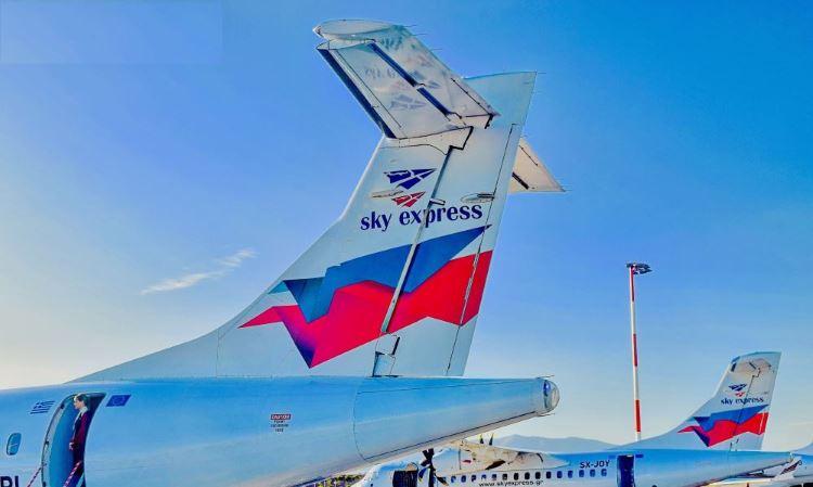 Sky Express: Ανακοίνωσε 4 νέα δρομολόγια...έκπληξη!